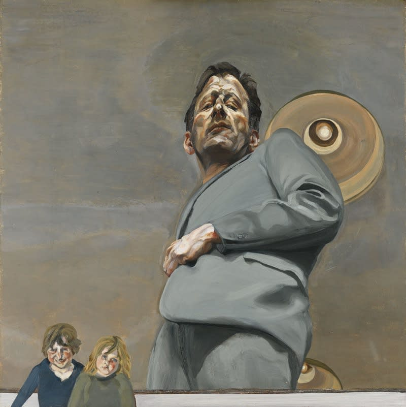 Lucien Freud: The Self-Portraits | Royal Academy, London, 27 October 2019 - 26 January 2020