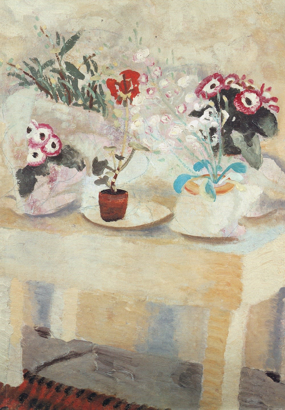 Winifred NICHOLSON (1893 – 1981) Flower Table No. 4, c.1929 Oil on canvas 30 x 24 inches / 76 x 61 cm