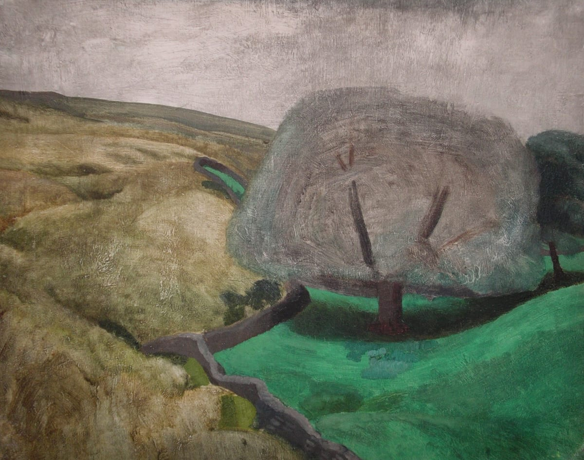 Winifred NICHOLSON (1893 – 1981) The Sycamore, 1922 Oil on canvas 30 x 24 inches / 76.2 x 61 cm Signed, titled and dated verso