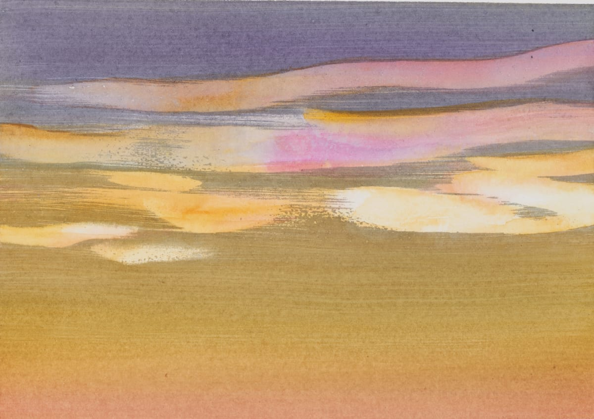 Nicholas Jones, Nacreous Clouds, 2017