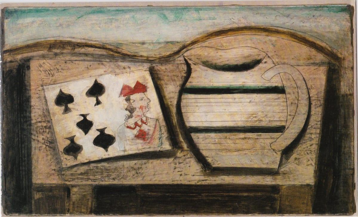 Ben Nicholson, Still Life, 1940