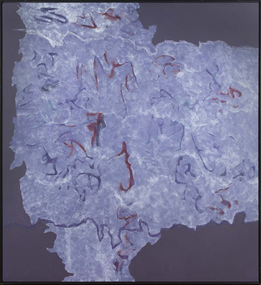 Theodoros Stamos, Infinity Field Jerusalem - Torino Series I, No. 2, 1987