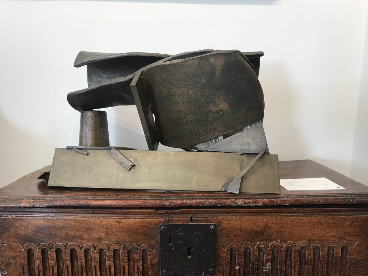 Sir Anthony Caro, Table Bronze Double, 1979