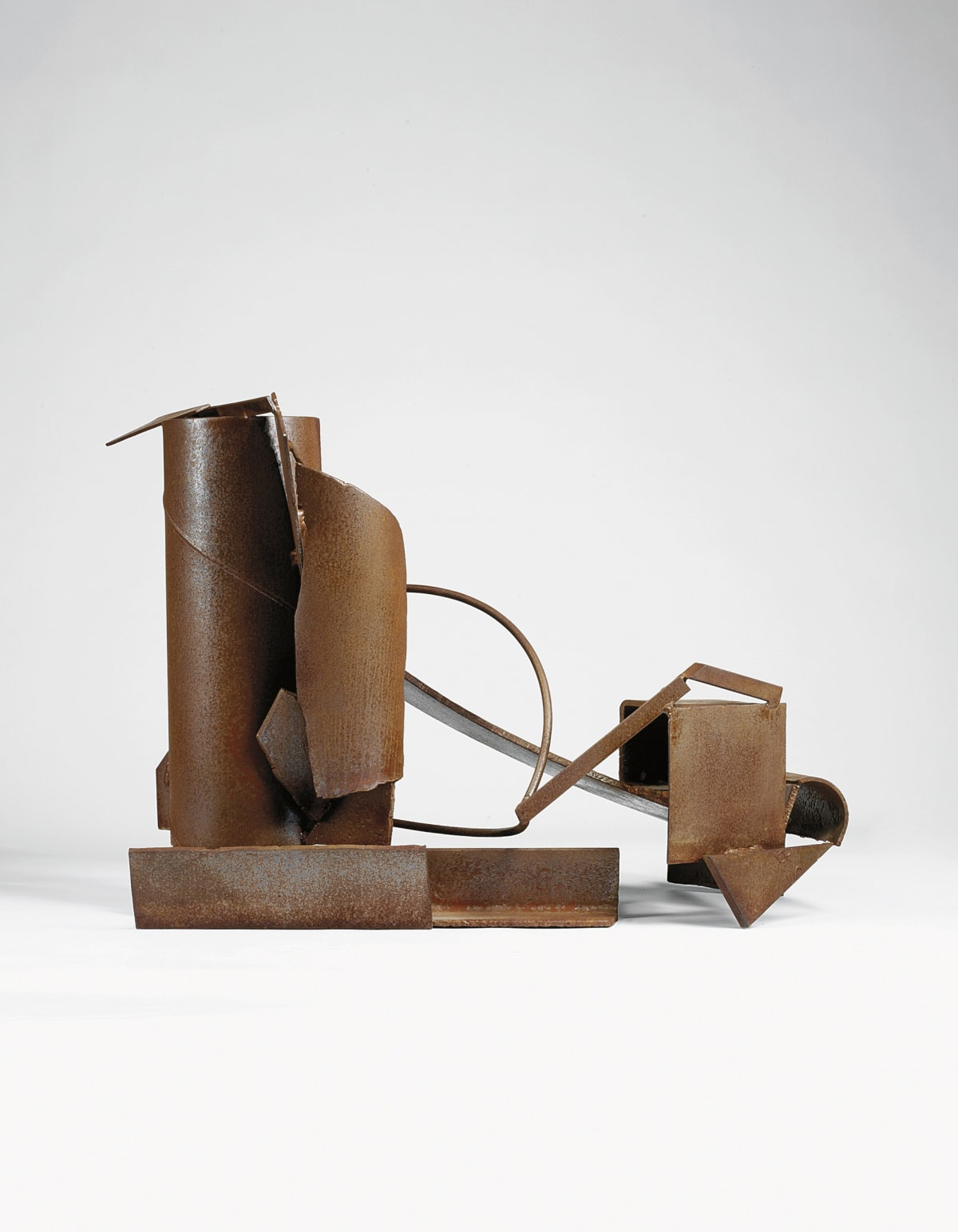 Sir Anthony Caro, Table Piece 2-90 (EBB), 1982