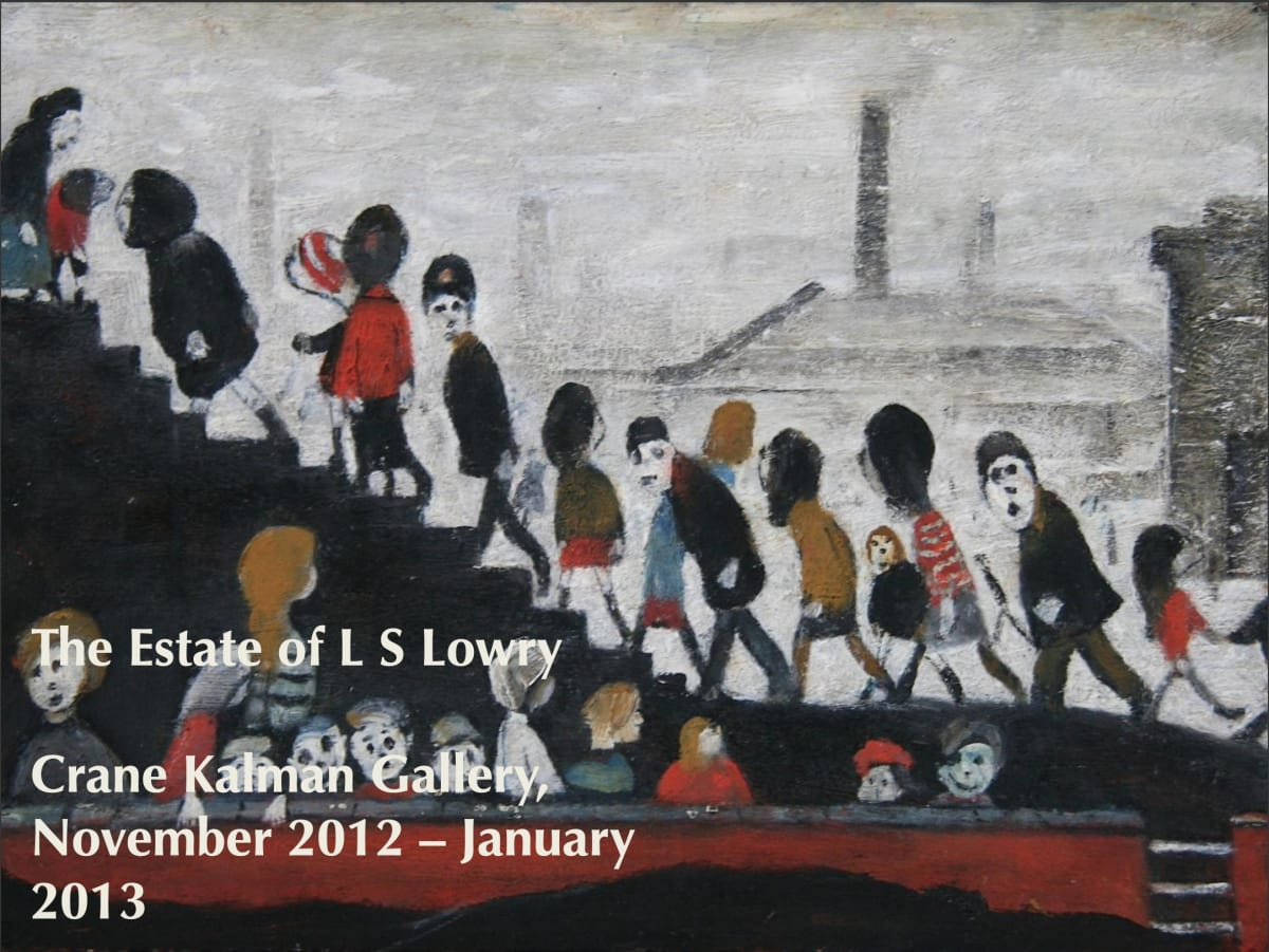The Estate of L. S. Lowry