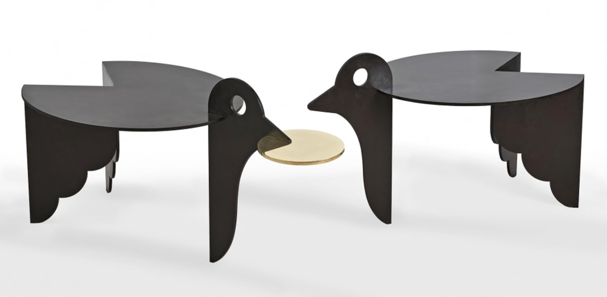 Hubert Le Gall, Pica and Pica D'or Tables, 2016