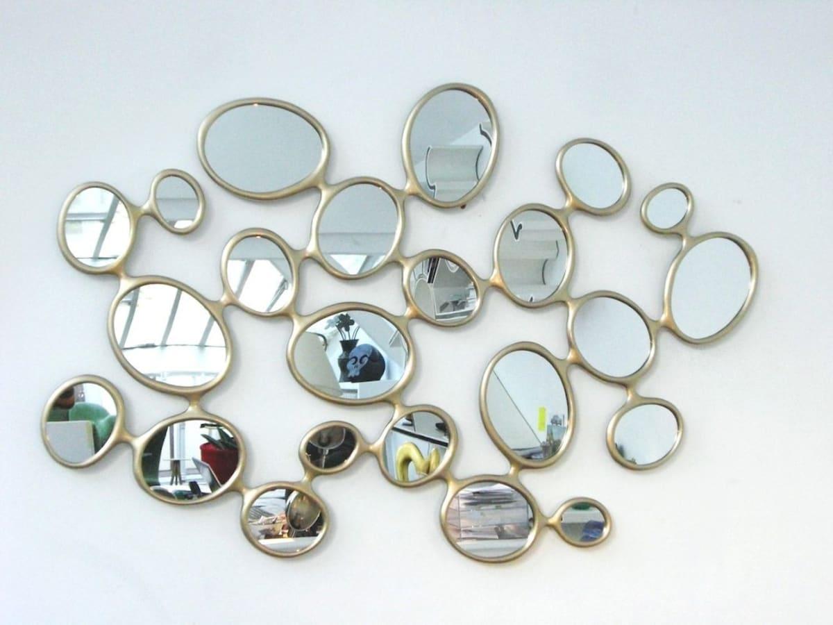 Hubert Le Gall, Remus Mirror (Moon Gold), 2013