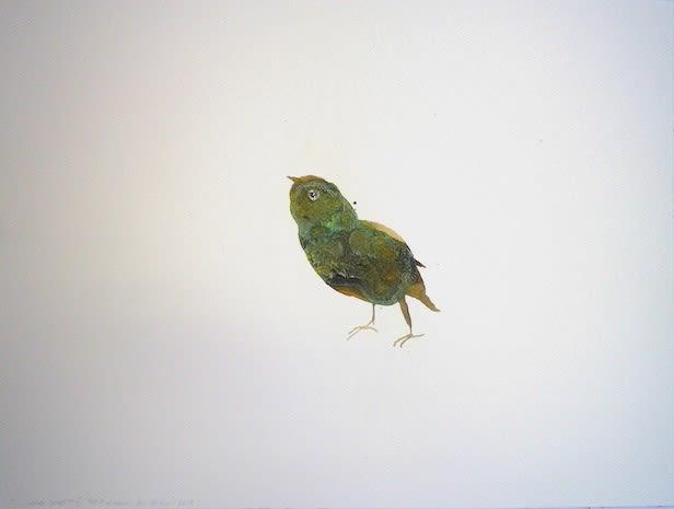Lionel Sabatté, Petite Oiseau du 10 avril, 2017