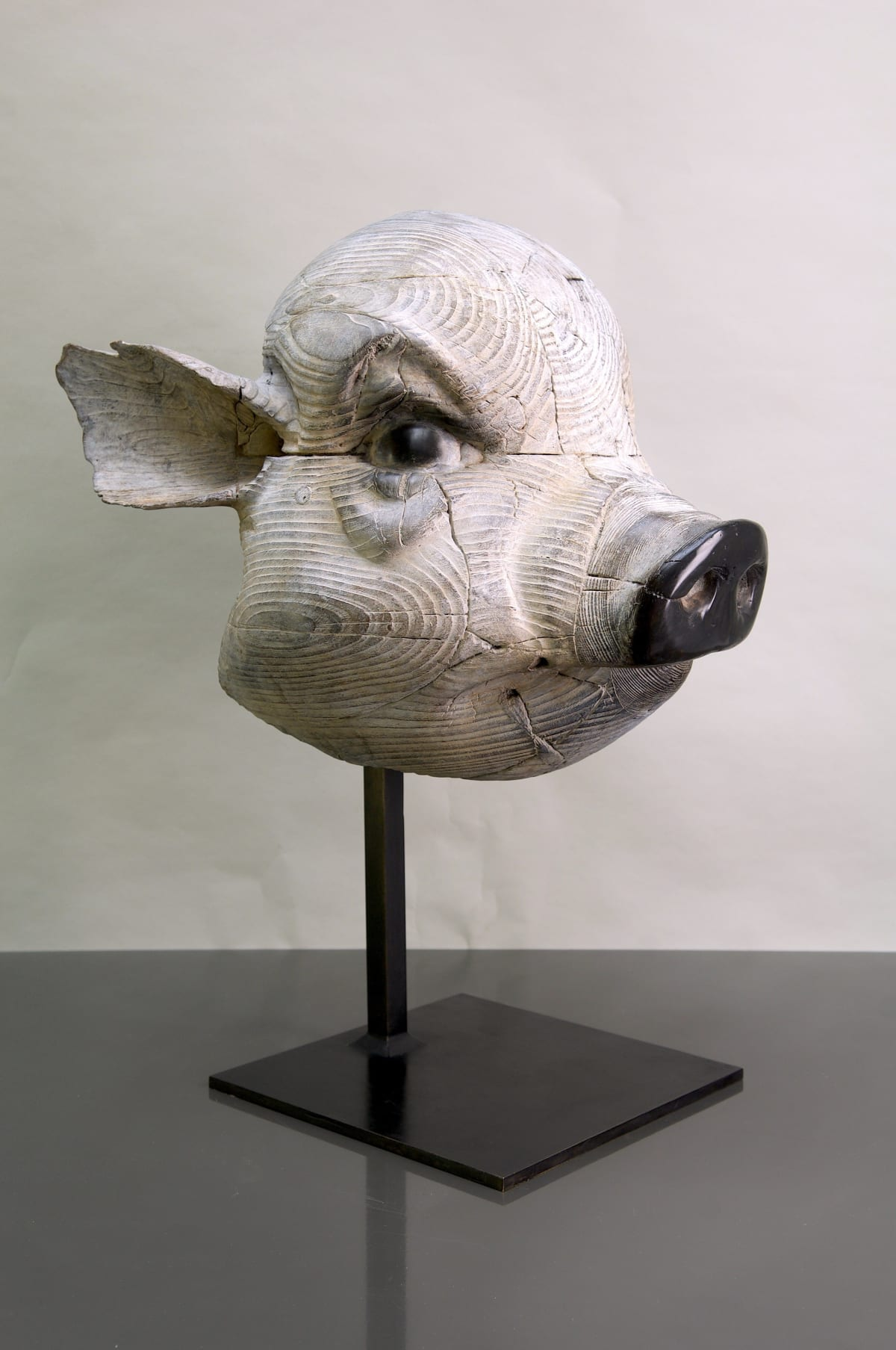 Quentin Garel, Mask of the Pig, 2017
