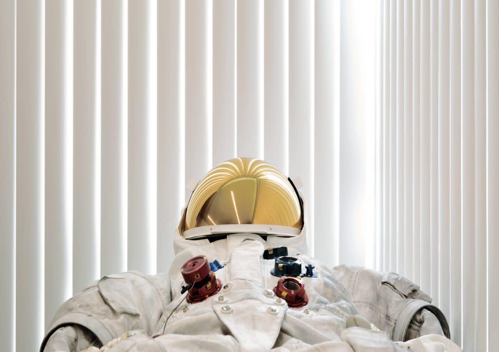 Vincent Fournier, First Man spacesuit #1, Sylmar, USA, 2019
