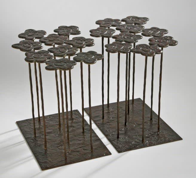 Hubert Le Gall, Summer 2 x 9 Flowers , 2004