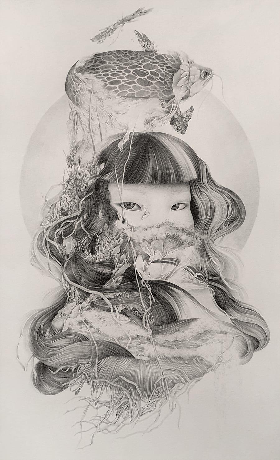 Dawn Ang, Blanket Weaver , 2019