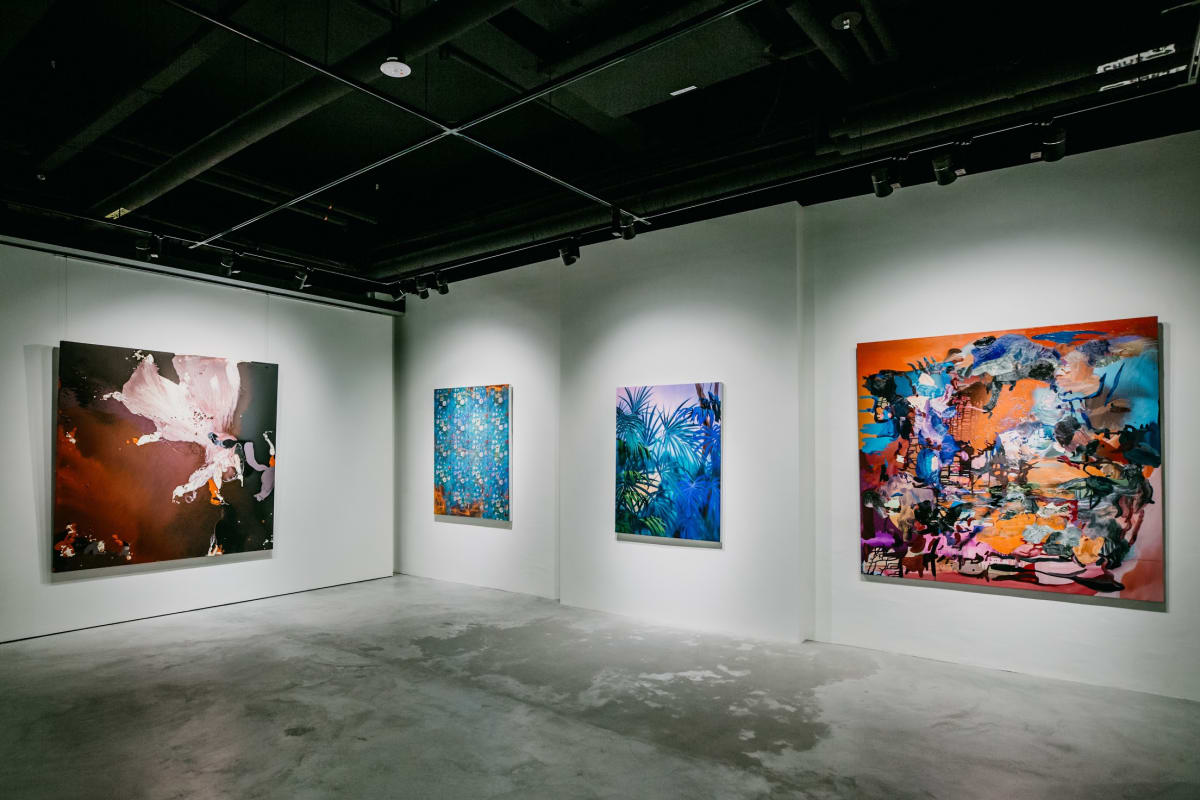 In Full Bloom, Group Exhibition