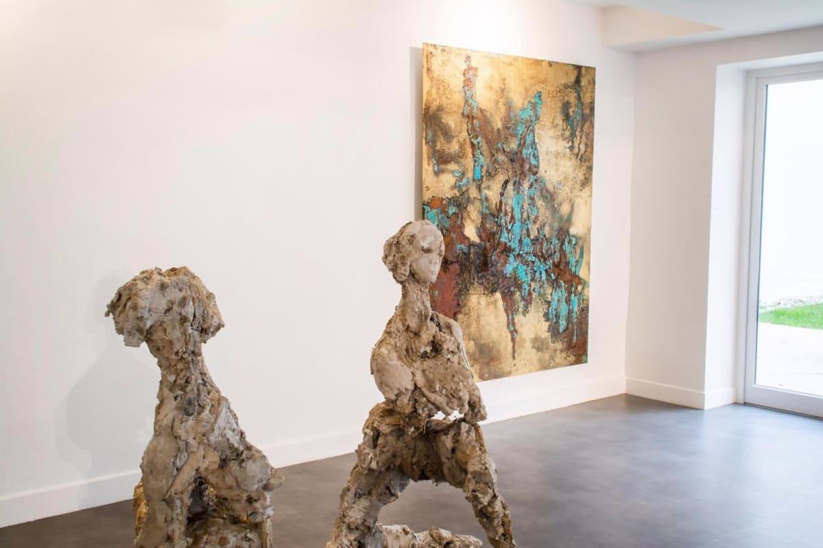 Lionel Sabatté: Fragments Mouvants at Fondation Bullukian