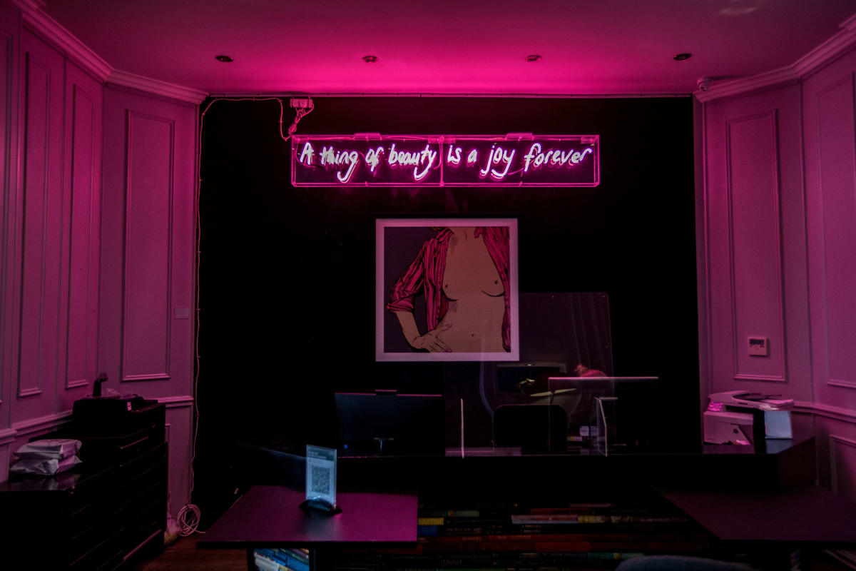 The Exhibitionist Hotel Residency | Focus on the Female