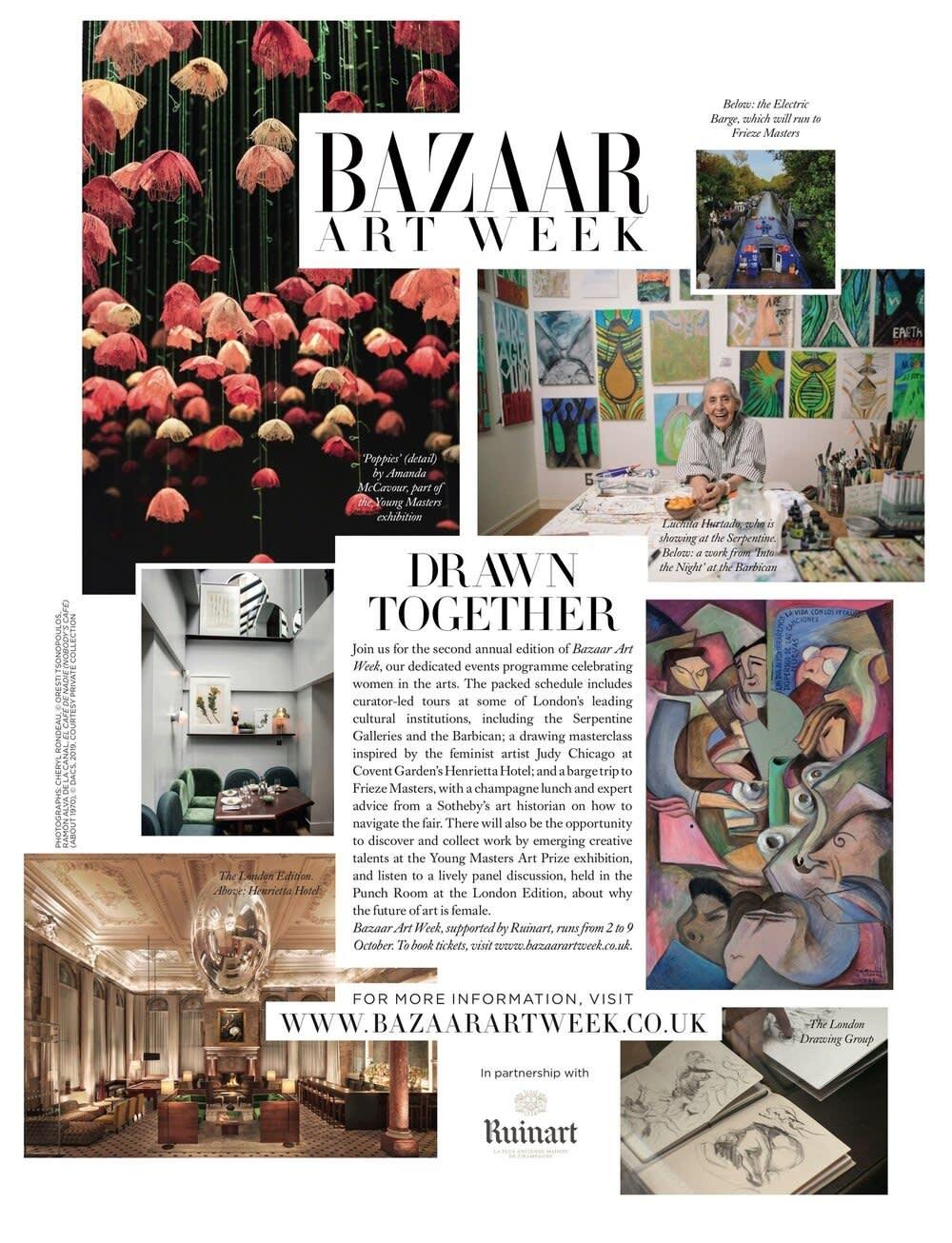 Panel Discussion with Isabelle van Zeijl   Bazaar Art Week 2019