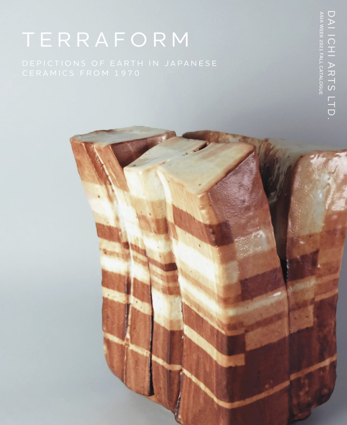 Terraform: Depictions of Earth in Japanese Ceramics from 1970