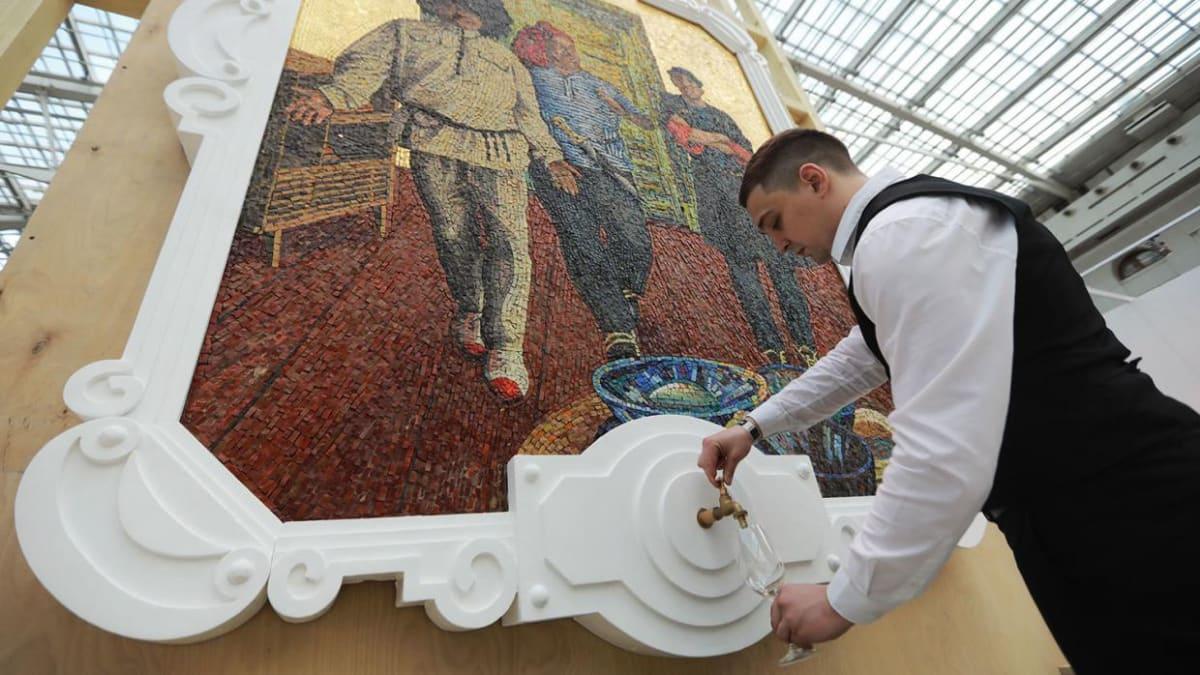 Как прошло первое арт-шоу Da!Moscow в Гостином дворе