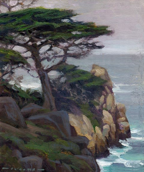 Jim Lamb, Cypress Point, 2015