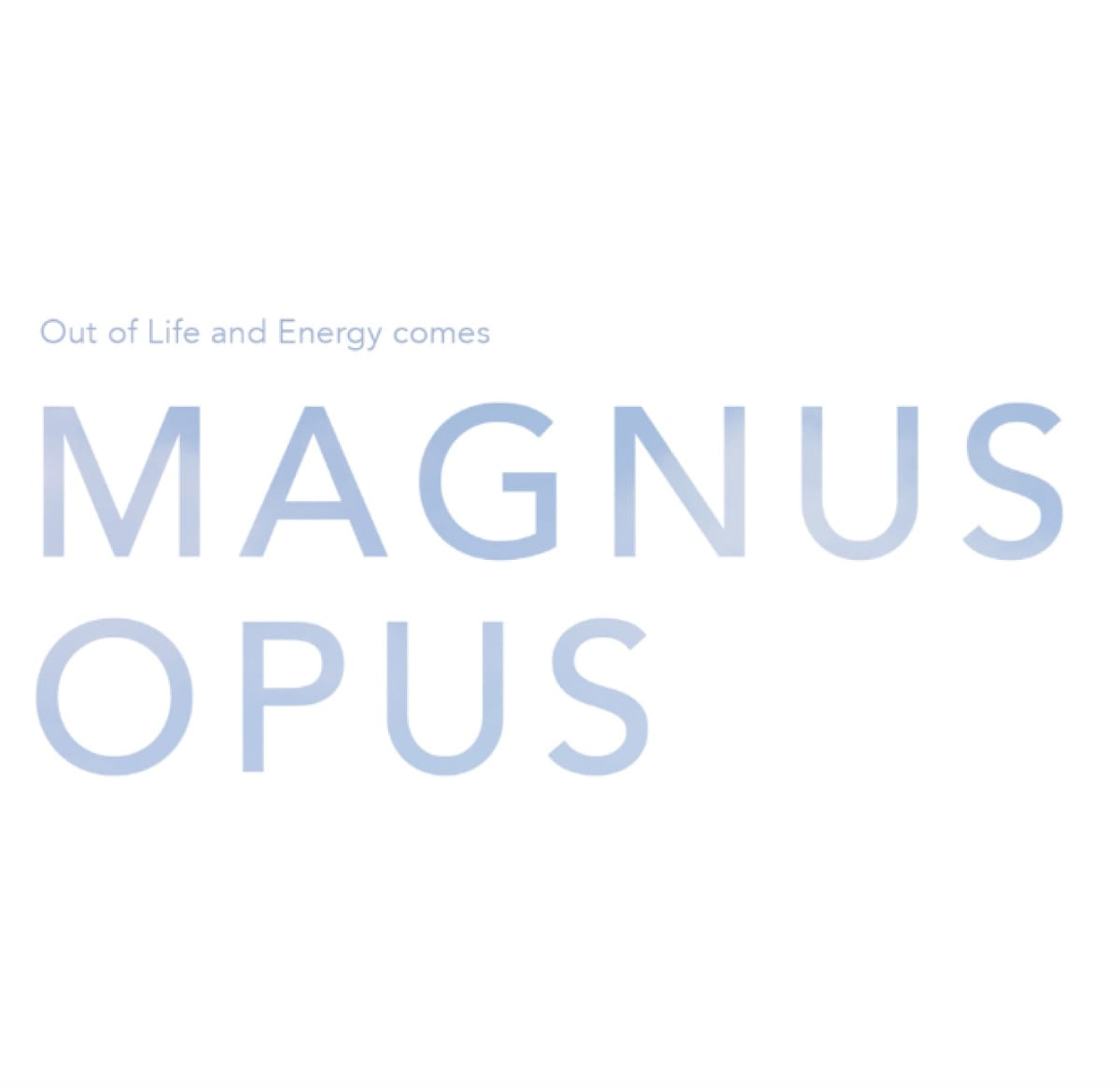 Richard MacDonald: Magnus Opus