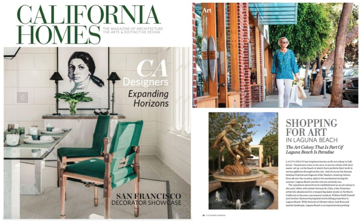 California Homes Magazine August 2019