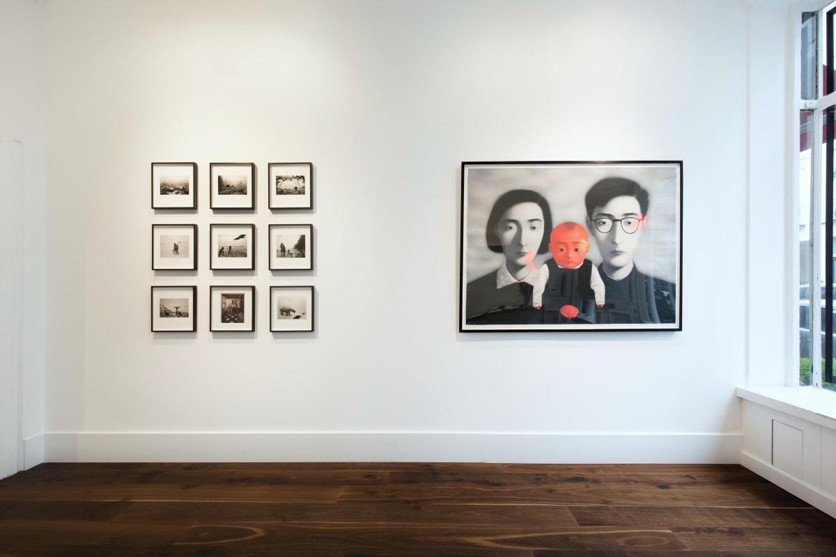 Hiroshi Sugimoto Zhang Xiaogang Dellasposa Gallery