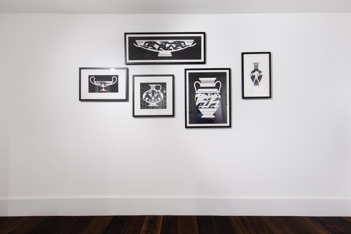 Cleon Peterson Lasting Impressions Exhibition Dellasposa Gallery