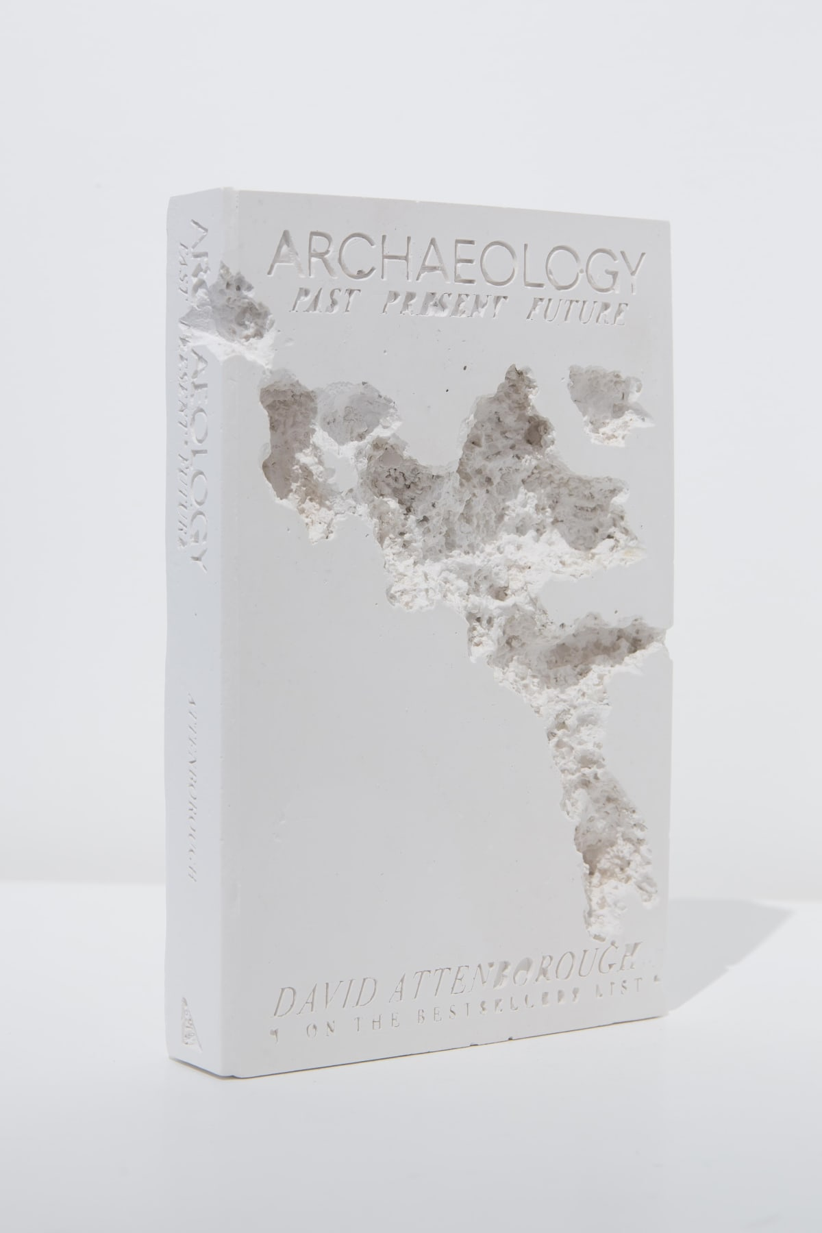 Daniel Arsham Fictional Nonfiction: Archaeology, 2019 Limited Edition Dellasposa Gallery