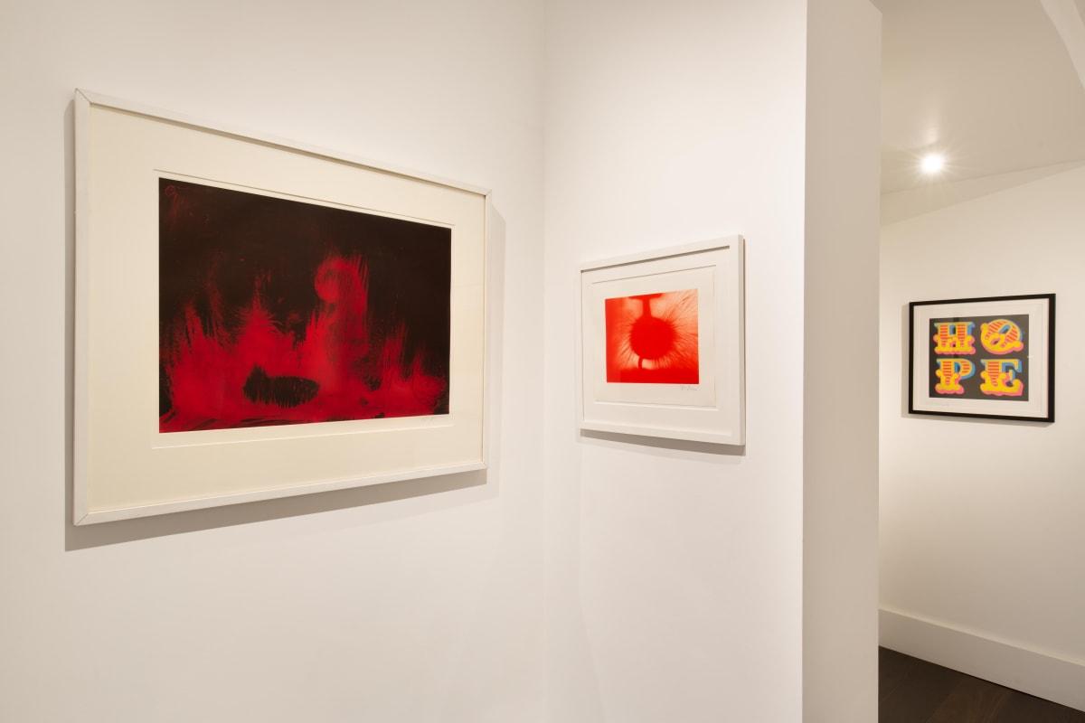 Anish Kapoor Ben Eine Dellasposa Gallery