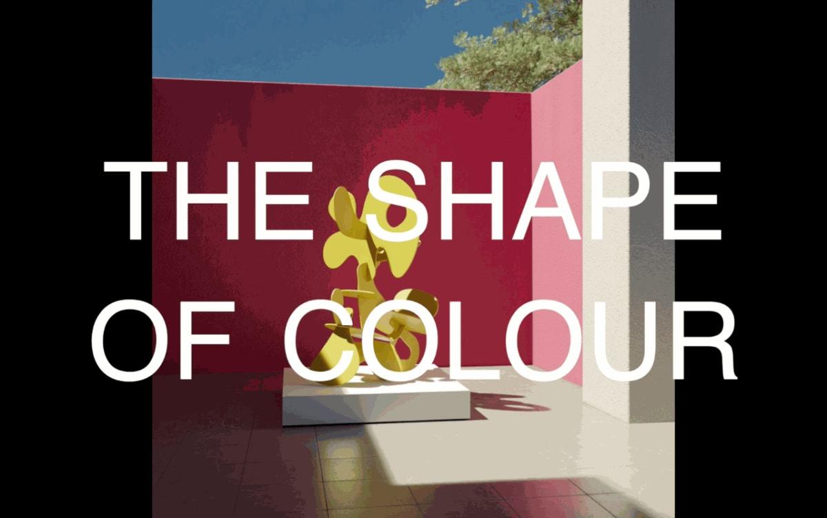 The Shape of Colour