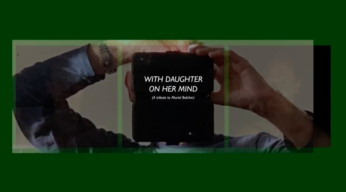 With Daughter on her Mind (A Tribute to Muriel Belcher)