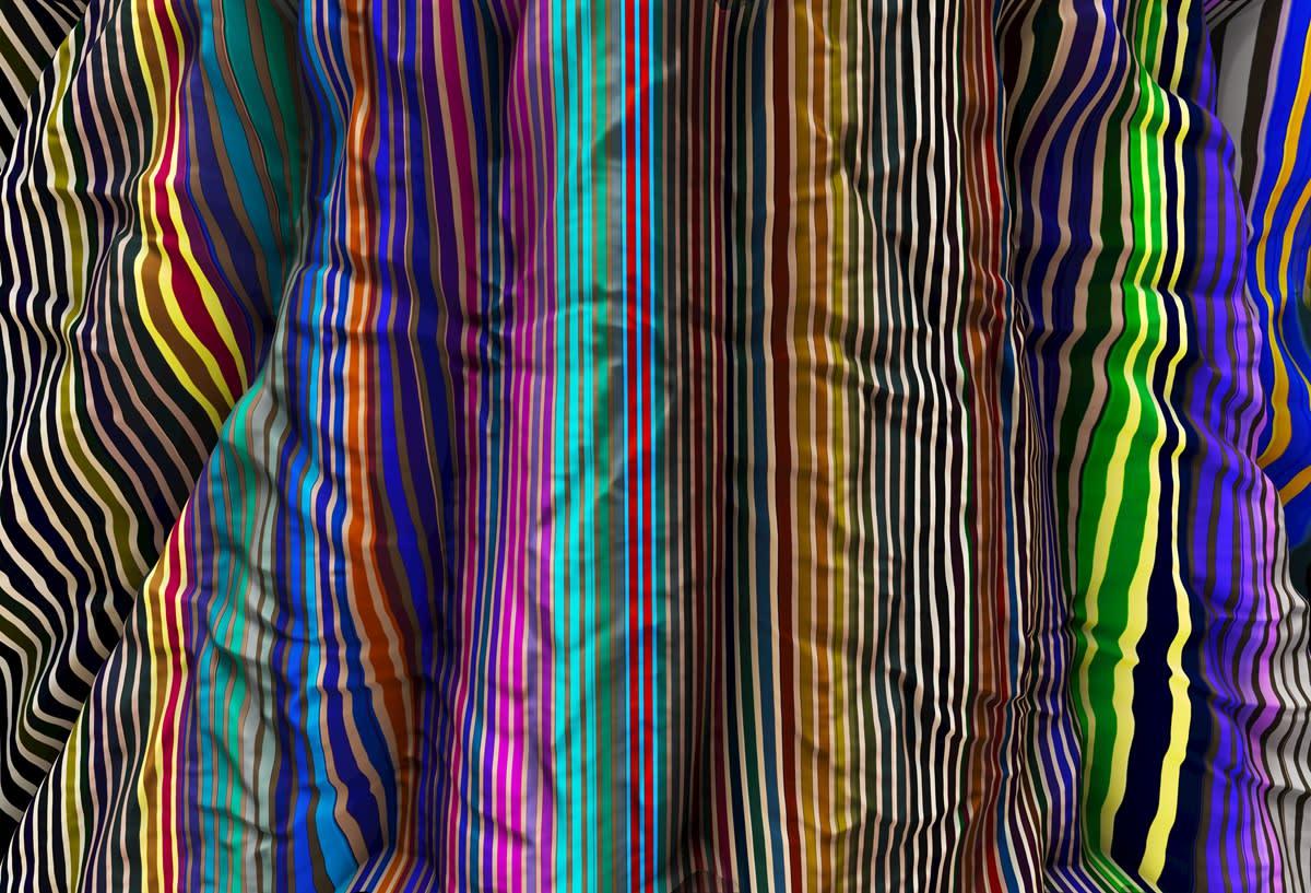 R&D Stripes for Art Consultants