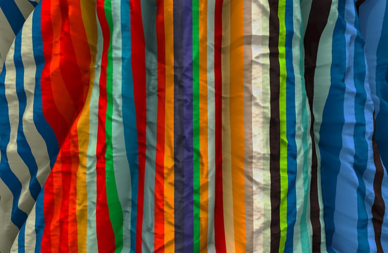 R&D Stripes for Galleries
