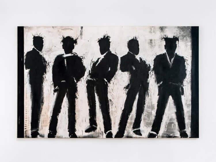 Forbes - The Menacing, Haunting Beauty Of Reluctant 'Godfather Of Street Art' Richard Hambleton Leaps Into Painting
