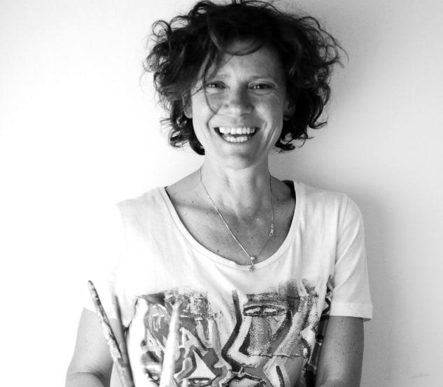 iD magazine - Five senses from my world: Anna Laurini, graffiti artist