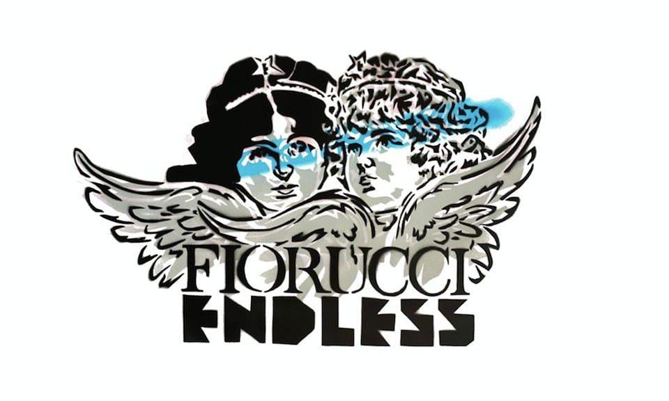 Fiorucci returns to artistic collaboration with 'Endless' Hosted by Distassi Art
