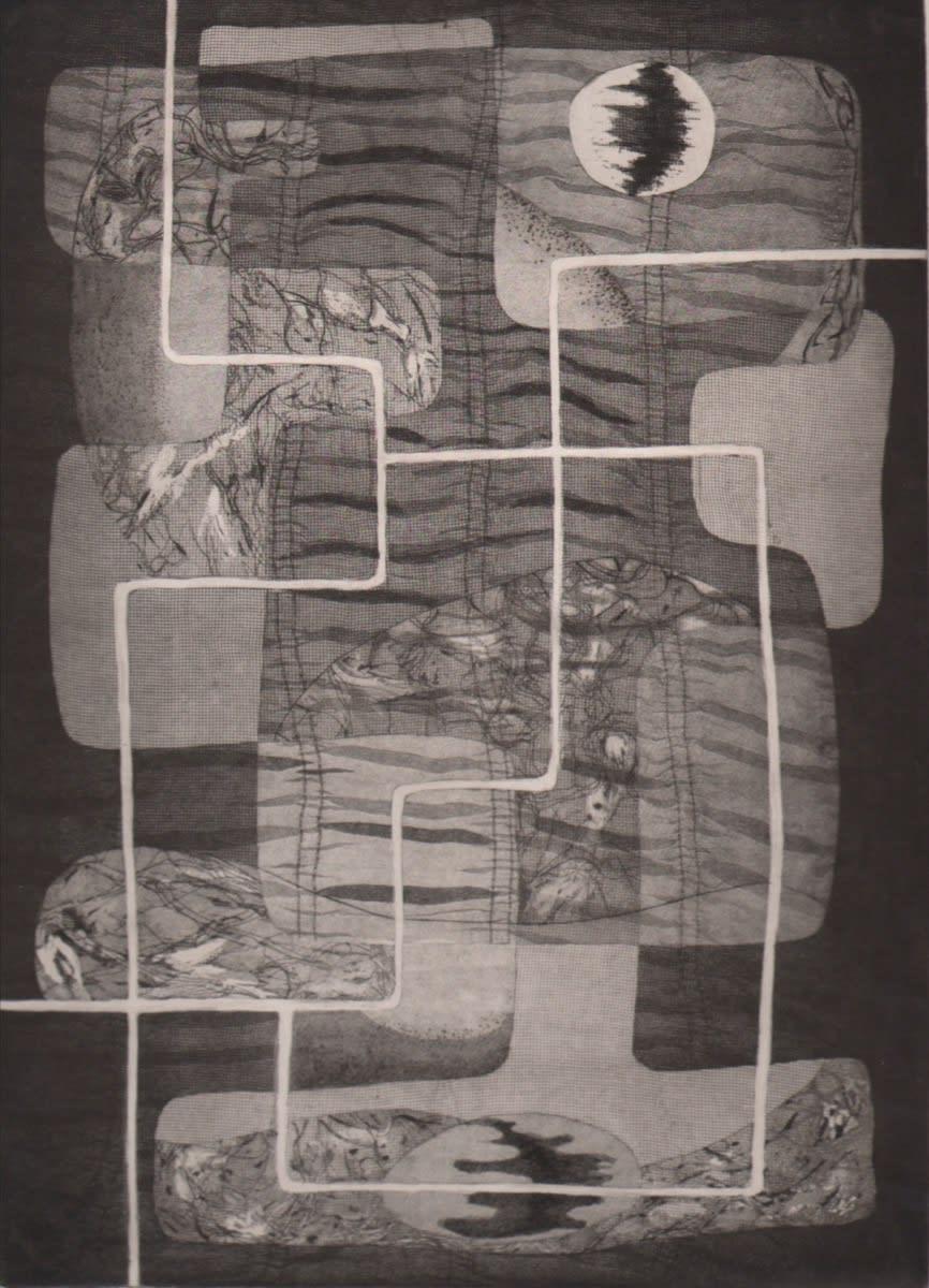 Alice Trumbull Mason, White Scaffold