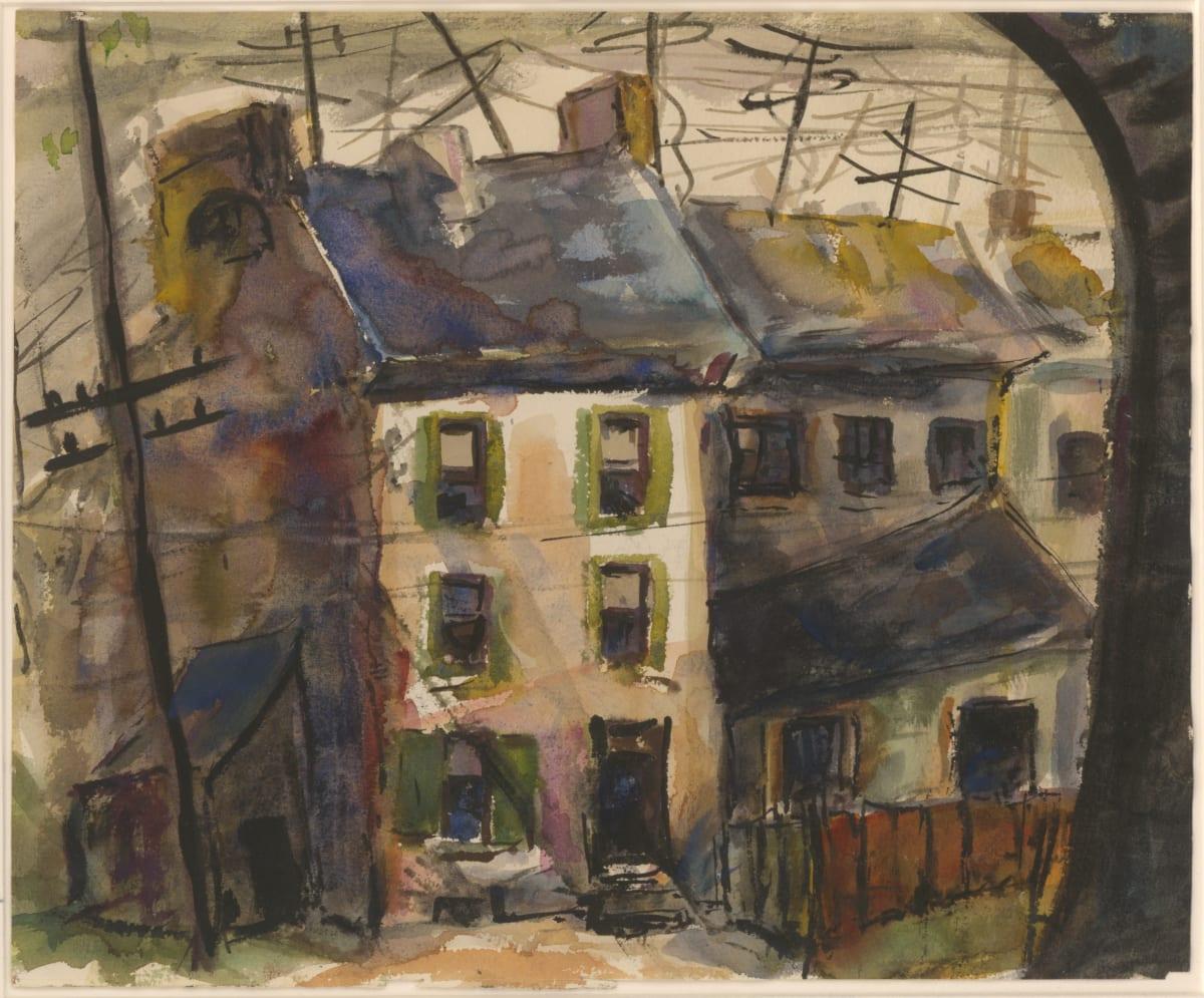 Dox Thrash, Row Houses