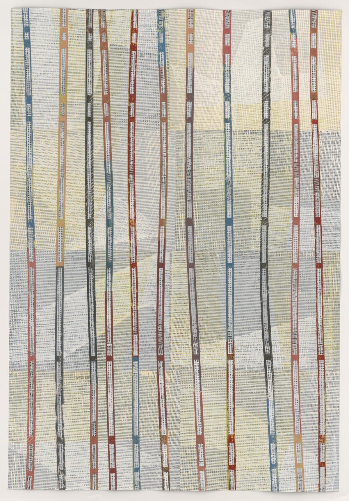 Steven Ford, Untitled (T0523B), 2019