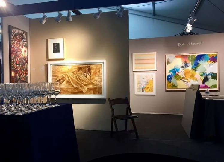 The Philadelphia Show: Antiques, Art & Design, Philadelphia, PA