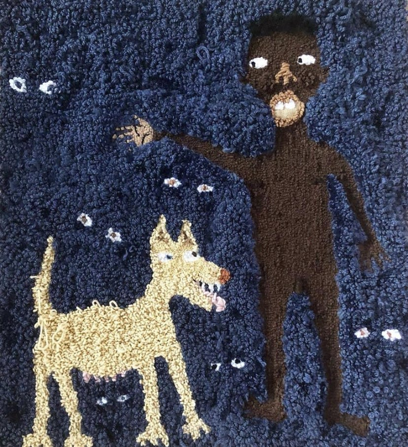 Anya Paintsil, Beware the woman dog and her babies, 2020