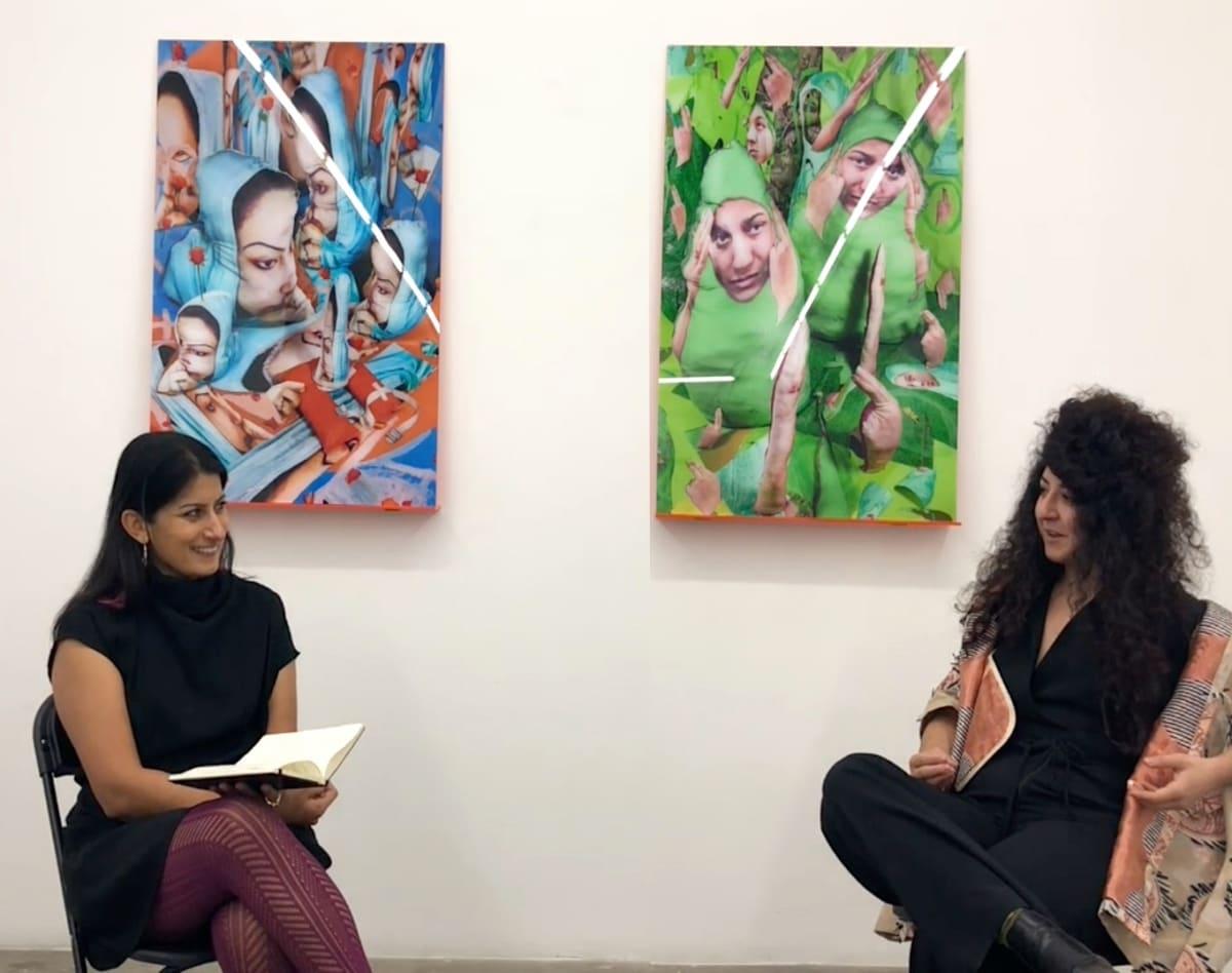 Sheida Soleimani in conversation with Maitreyi Maheshwari