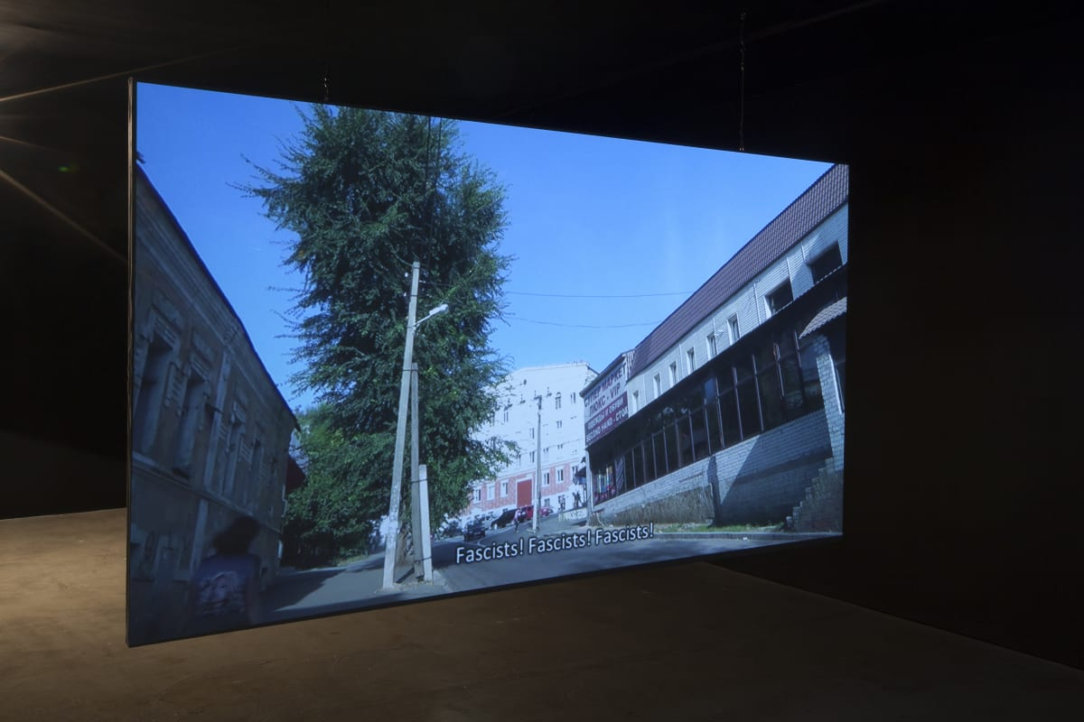 Mykola Ridnyi's film 'Regular Places' acquired by the Pinakothek der Moderne Museum, Munich.