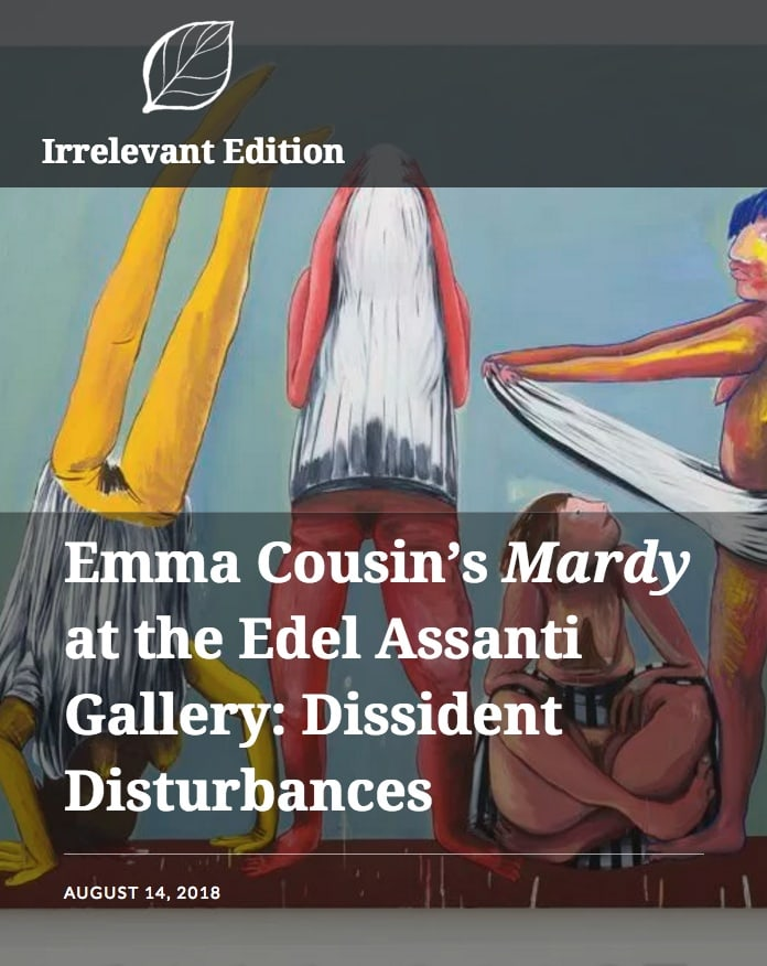Emma Cousin in Irrelevant Edition
