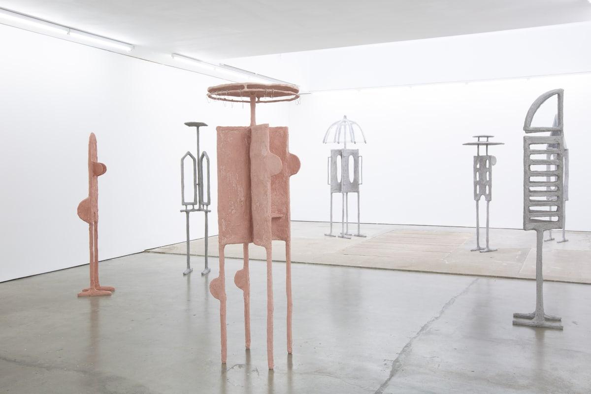 Oren Pinhassi in Sculpture Magazine