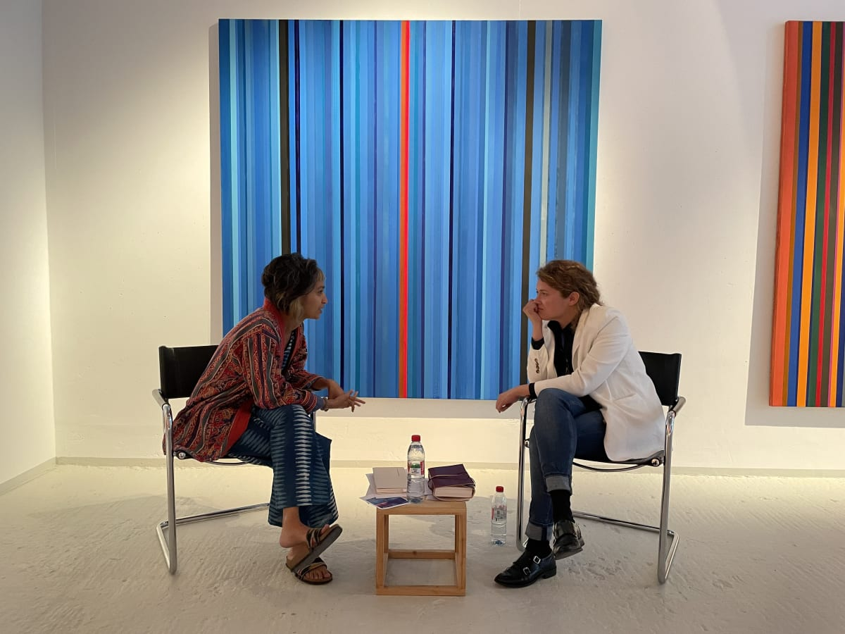 Conversation | Eugénie Paultre and Himali Singh Soin