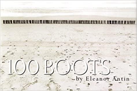 Eleanor Antin_100 Boots_publication