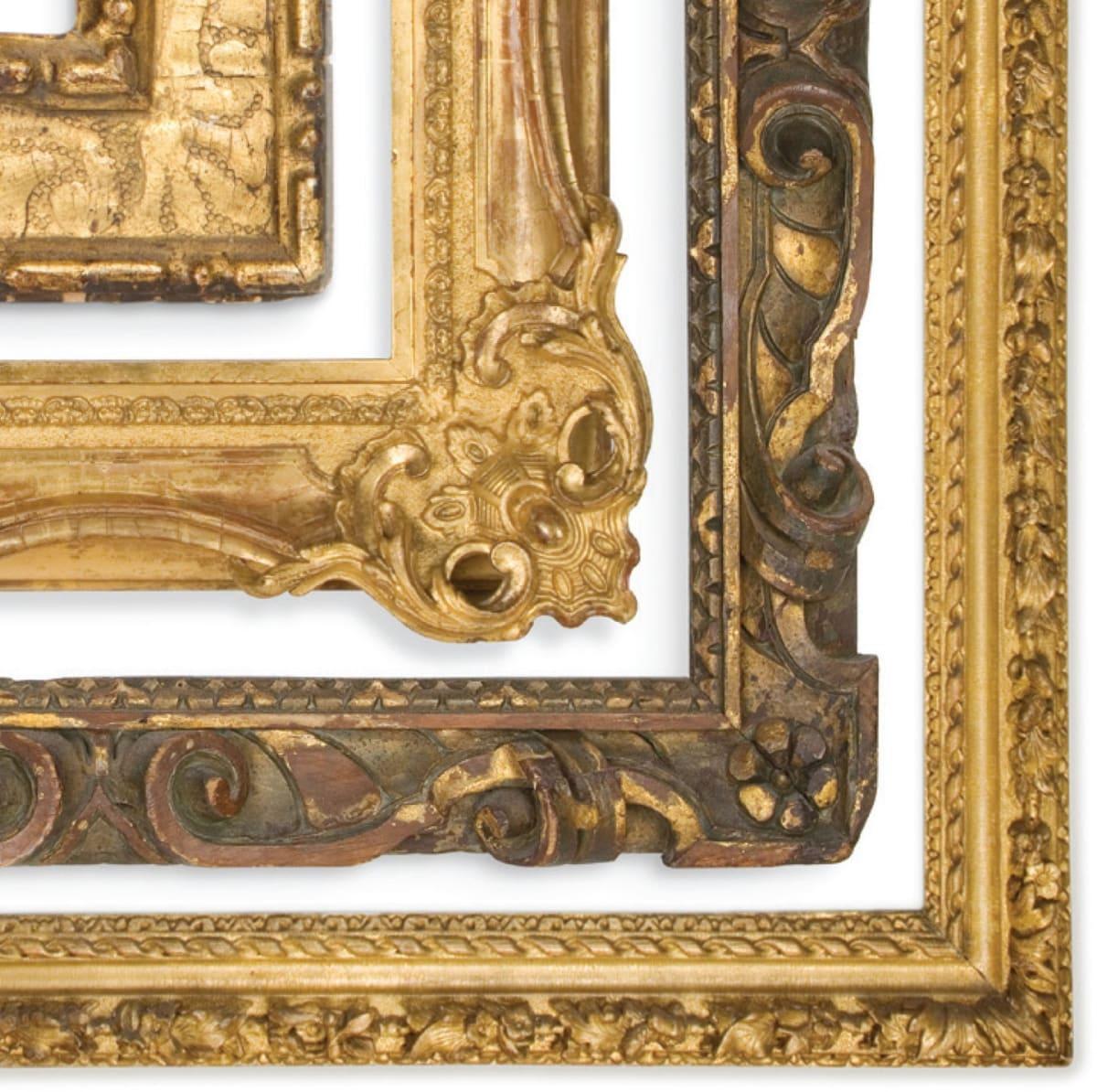 Original Antique Frames