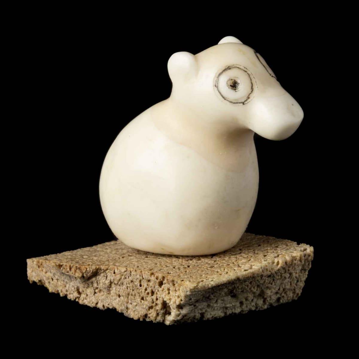 44. UNIDENTIFIED ARTIST, KUGAARUK (PELLY BAY) Rabbit, 1971
