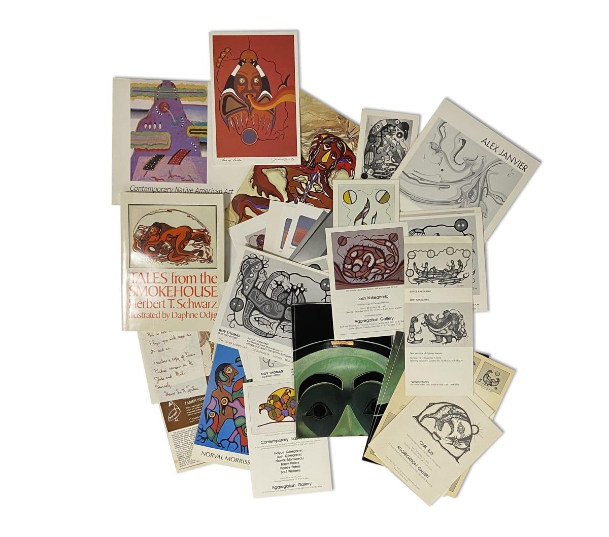 Lot 82 Quantity of Publications and Ephemera Estimate: $200 — $300